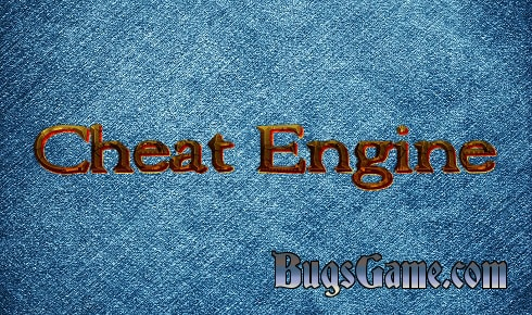 через cheat engine